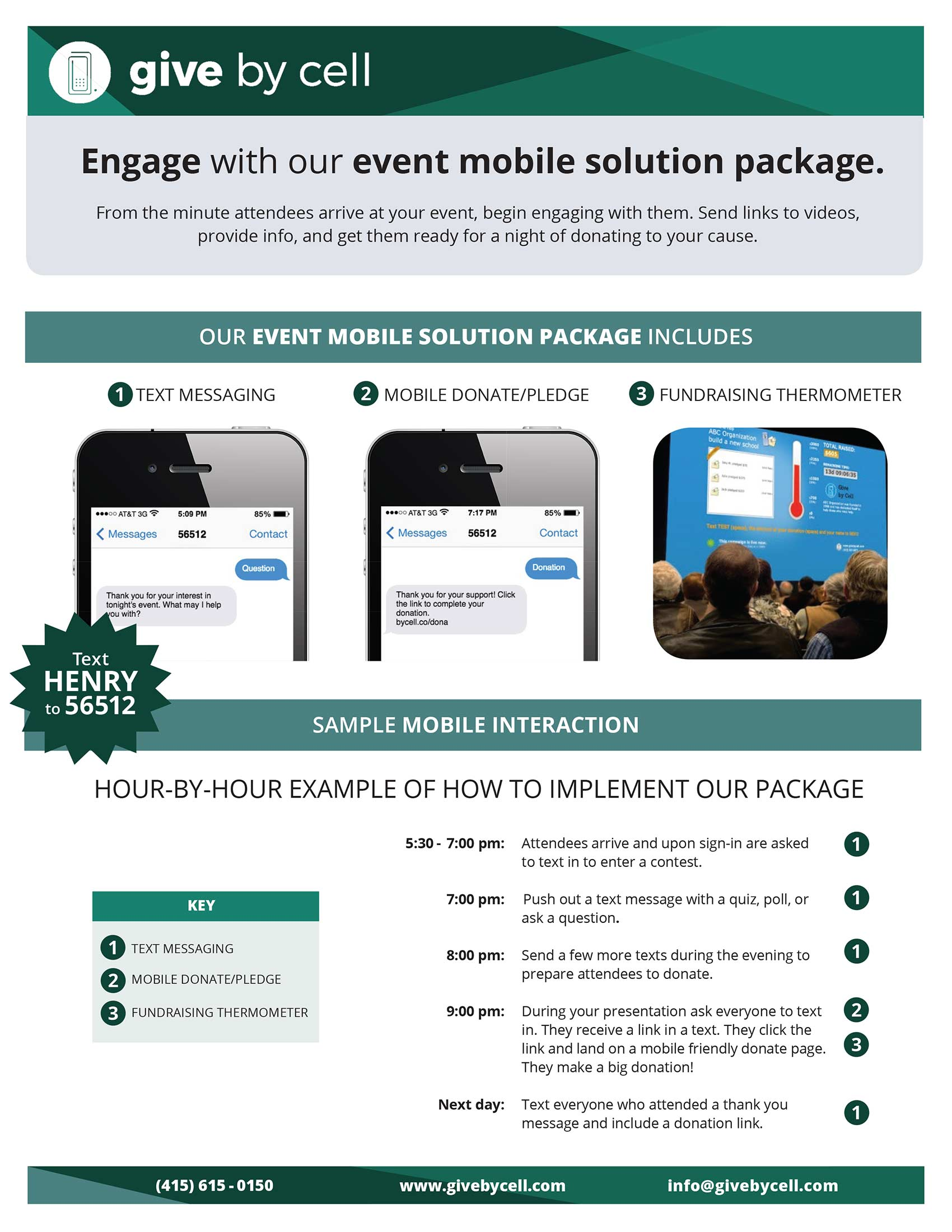 Event Mobile Package