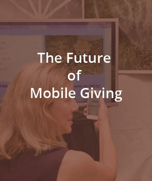 The Future of Mobile Giving