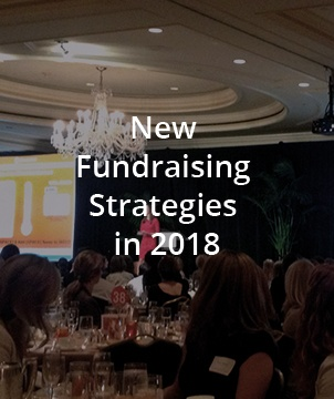 New Fundraising Strategies in 2018