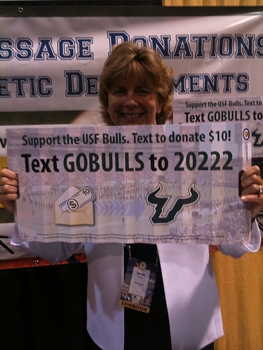 University of South Florida, Go Bulls Fan